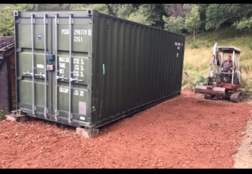 new storage container